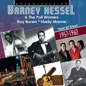 Barney Kessel, Ray Brown, Shelly Manne 歌手頭像