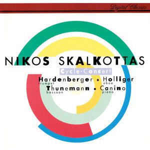 Håkan Hardenberger, Heinz Holliger, Klaus Thunemann, Bruno Canino 歌手頭像