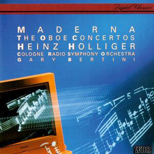 Heinz Holliger, Kölner Rundfunk Sinfonie Orchester, Gary Bertini 歌手頭像