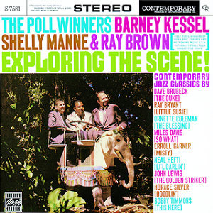 Ray Brown Shelly Manne Barney Kessel 歌手頭像