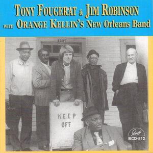 Tony Fougerat, Jim Robinson, Orange Kellin 歌手頭像