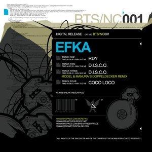 Efka 歌手頭像