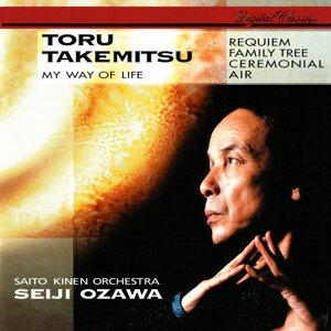 Seiji Ozawa, Saito Kinen Orchestra 歌手頭像