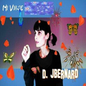 D. jBernard 歌手頭像