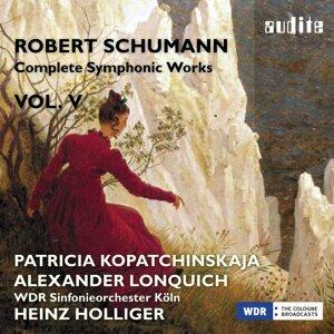 Patricia Kopatchinskaja, Alexander Lonquich, WDR Sinfonieorchester Köln & Heinz Holliger 歌手頭像