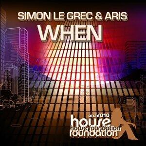 Simon Le Grec, Aris 歌手頭像