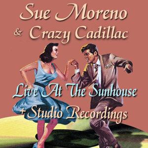 Sue Moreno, Crazy Cadillac 歌手頭像