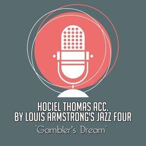 Hociel Thomas, Louis Armstrong's Jazz Four 歌手頭像