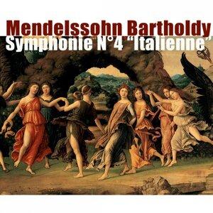 London Philarmonic Orchestra, Alfred Scholtz 歌手頭像