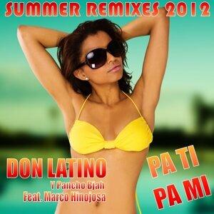 Don Latino, Pancho Bjah 歌手頭像