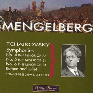 Willem Mengelberg, Concertgebouw Orchestra 歌手頭像