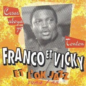 Franco, Vicky, L'OK Jazz 歌手頭像