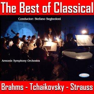 Armonie Chember Orchestra, Stefano Seghedoni 歌手頭像