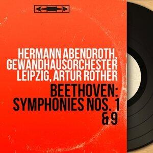 Hermann Abendroth, Gewandhausorchester Leipzig, Artur Rother 歌手頭像