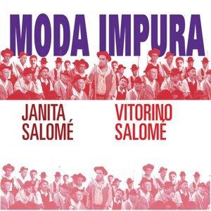 Vitorino Salomé, Janita Salomé 歌手頭像