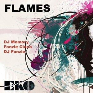DJ Memory, Fonzie Ciaco & DJ Fonzie 歌手頭像