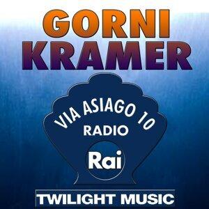 Gorni Kramer, Orchestra Gorni Kramer e i suoi solisti 歌手頭像