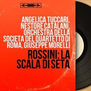 Angelica Tuccari, Nestore Catalani, Orchestra della Società del Quartetto di Roma, Giuseppe Morelli 歌手頭像