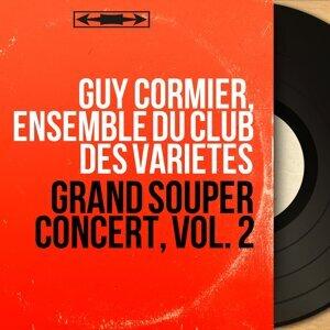 Guy Cormier, Ensemble du Club des Variétés 歌手頭像
