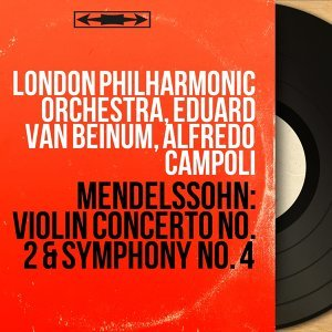 London Philharmonic Orchestra, Eduard Van Beinum, Alfredo Campoli 歌手頭像
