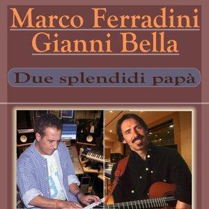 Gianni Bella, Marco Ferradini 歌手頭像