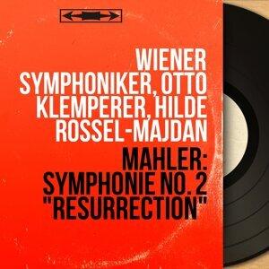 Wiener Symphoniker, Otto Klemperer, Hilde Rössel-Majdan 歌手頭像