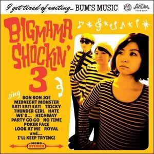 BIGMAMA SHOCKIN' 3 歌手頭像