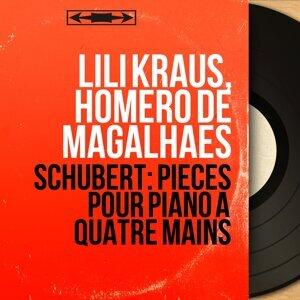 Lili Kraus, Homero de Magalhães 歌手頭像