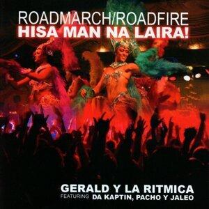 Gerald y La Ritmica feat. Da Kaptin, Pacho y Jaleo 歌手頭像