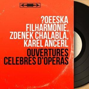 Česká filharmonie, Zdenek Chalabla, Karel Ančerl 歌手頭像
