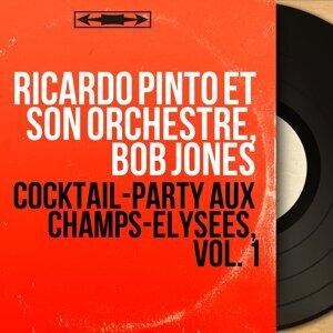 Ricardo Pinto et son orchestre, Bob Jones 歌手頭像