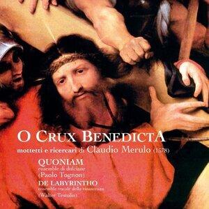 Quoniam Ensemble, De Labyrintho Ensemble, Paolo Tognon, Walter Testolin 歌手頭像