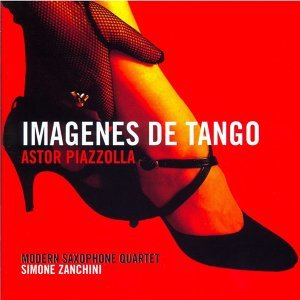 Modern Saxophone Quartet, Simone Zanchini 歌手頭像
