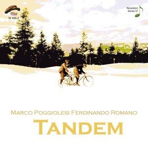 Marco Poggiolesi, Ferdinando Romano 歌手頭像