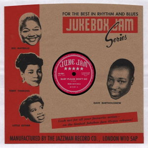 Rose Mitchell, Jo Ann Henderson, Big Maybelle 歌手頭像