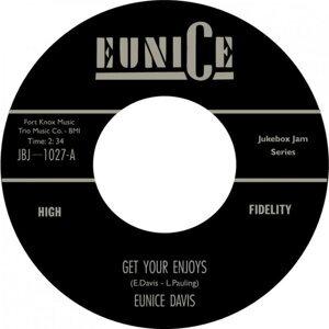 Eunice Davis 歌手頭像