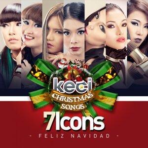 7 Icons 歌手頭像