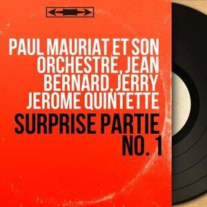 Paul Mauriat et son orchestre, Jean Bernard, Jerry Jerome Quintette 歌手頭像