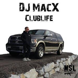 DJ MACX 歌手頭像