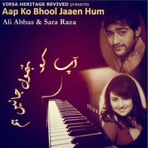 Sara Raza, Ali Abbas 歌手頭像