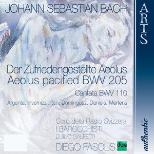 Coro della Radio Svizzera, Diego Fasolis, Coro della Radio Svizzera, I Barocchisti, Duilio Galfetti & I Barocchisti 歌手頭像