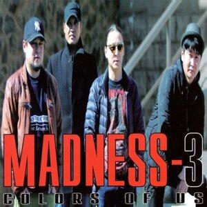 Madness-3 歌手頭像