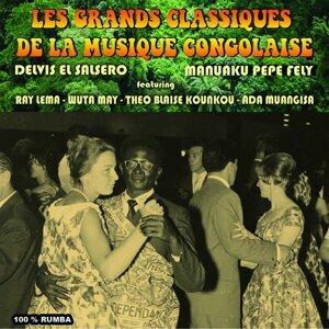 Delvis el Salsero, Manuaku Pepe Fely 歌手頭像