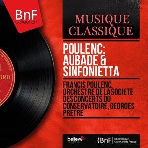 Francis Poulenc, Orchestre de la Société des concerts du Conservatoire, Georges Prêtre 歌手頭像