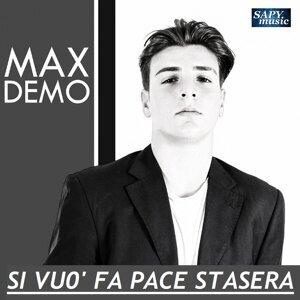 Max Demo 歌手頭像