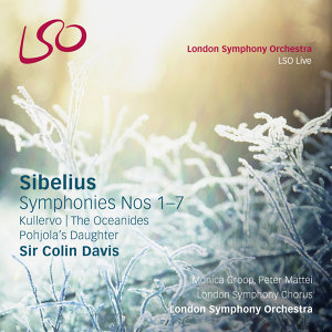 London Symphony Orchestra, Sir Colin Davis 歌手頭像