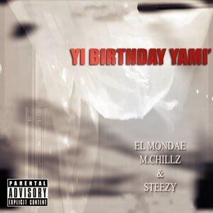El Mondae, M.Chillz, Steezy 歌手頭像