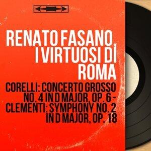 Renato Fasano, I Virtuosi di Roma 歌手頭像