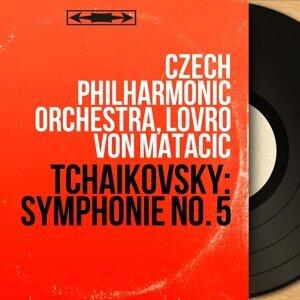 Czech Philharmonic Orchestra, Lovro von Matacic 歌手頭像
