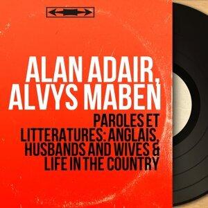 Alan Adair, Alvys Maben 歌手頭像